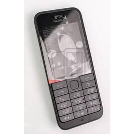 S5-000050 Корпус Nokia 220 повний комплект, Чорний
