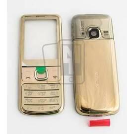 S5-000063 Корпус Nokia 6700 полный комплект, Золотой