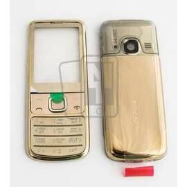 S5-000063 Корпус Nokia 6700 повний комплект, Золотий