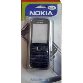 S5-000150 Корпус Nokia 6233 полный комплект, Черный