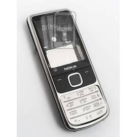 S5-000064 Корпус Nokia 6700 повний комплект, Срібло