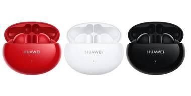 Навушники Huawei FreeBuds 4i TWS з 10-міліметровими драйверами та активним зменшенням шуму