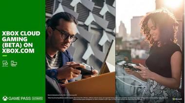 Служба хмарних ігор Xbox від Microsoft тепер доступна на пристроях iOS, ПК з Windows 10