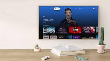 Додаток Apple TV, включаючи Apple TV +, доступний на Chromecast із Google TV у всьому світі